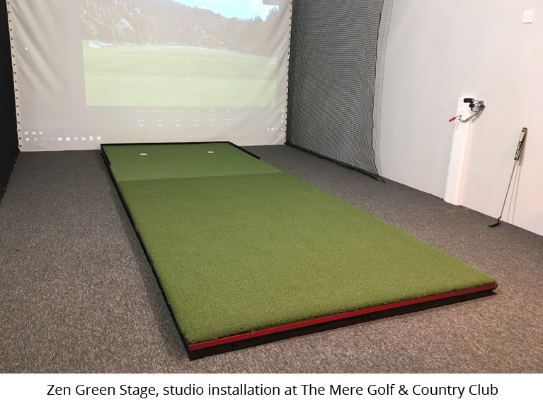Zen Green Stage Putting