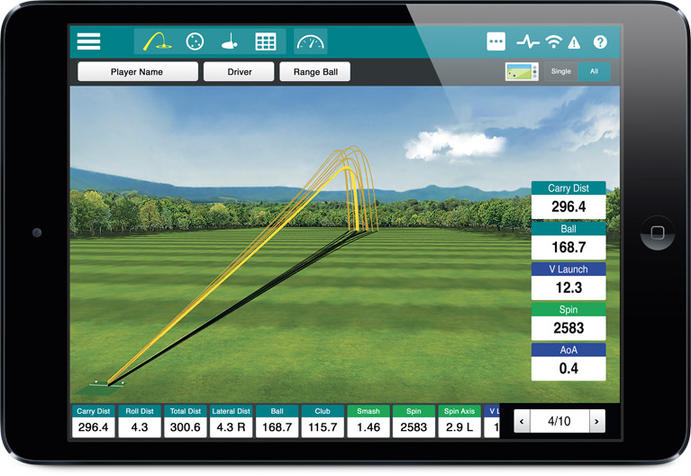 Mia Sports Solutions Flightscope 2
